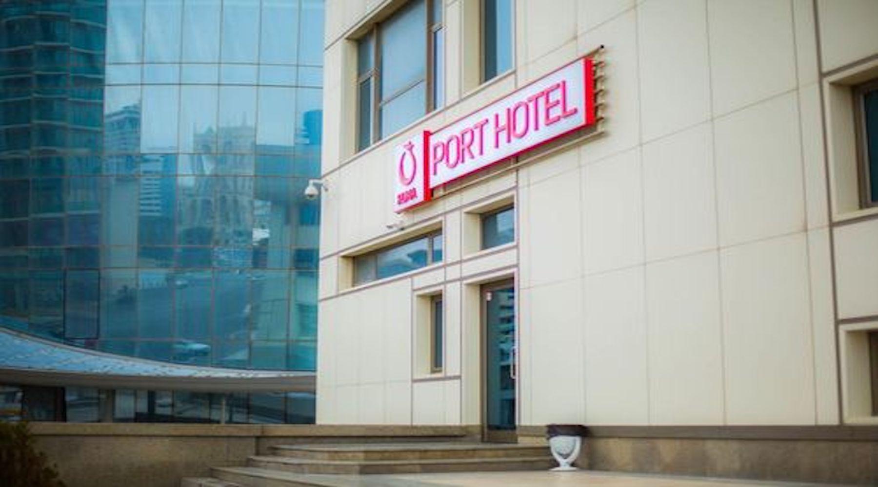 Ruma Port Hotel